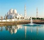 Фотообои DIVINO DECOR C-169 Мечеть шейха Зайда 300х270см - фото 23169