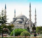 Фотообои DIVINO DECOR C-173 Стамбул. Голубая мечеть 2 300х270см - фото 23205