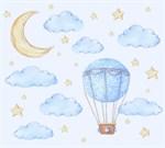 Фотообои DIVINO DECOR K-039 Чудесный сон голубой 300х270см - фото 23673