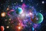 Фотообои DIVINO DECOR K-070 Большой космос 400х270см - фото 23745