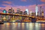 Фотообои DIVINO DECOR K-065 Манхэттен рассвет 400х270см - фото 23754